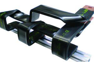 Flexible Stromschiene nVent Eriflex Flexibar
